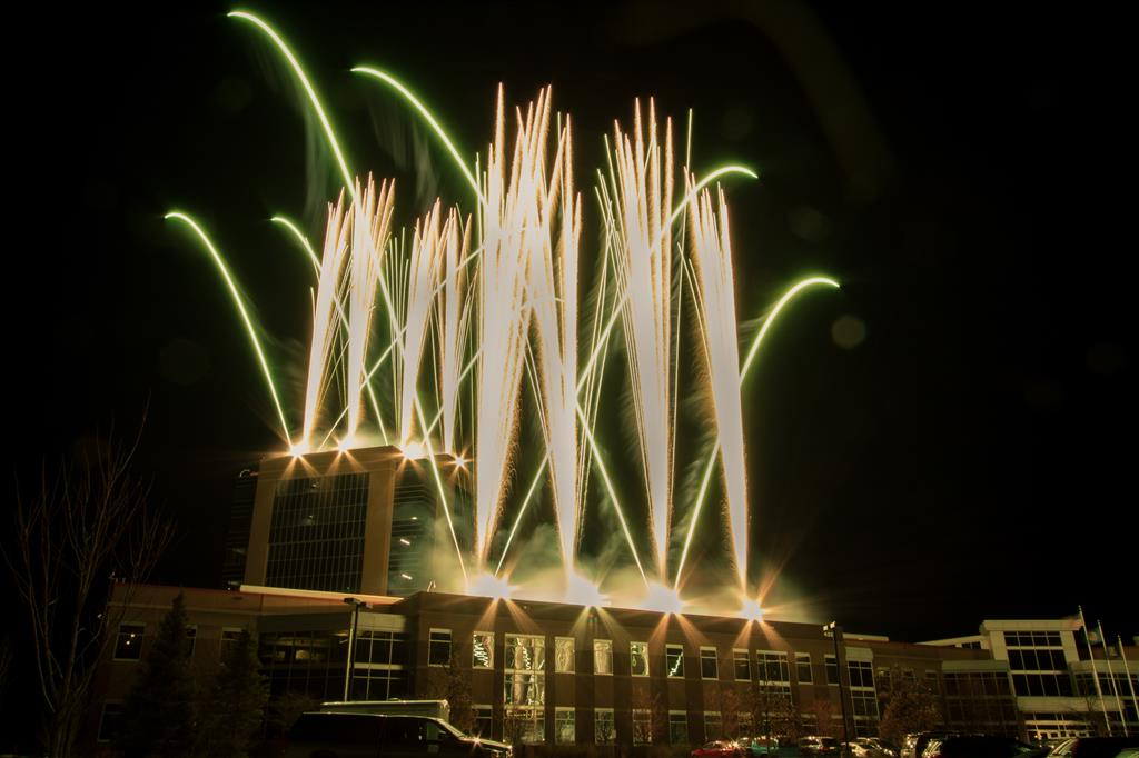 Outdoor Pyrotechnics & Special Effects