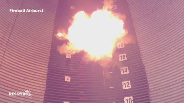 Fireball Airburst